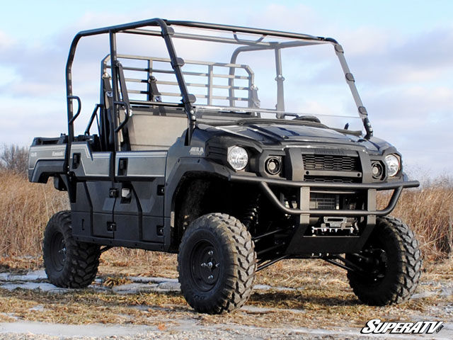2 Inch Lift Kit For The Kawasaki Mule Pro Fxt By Super Atv