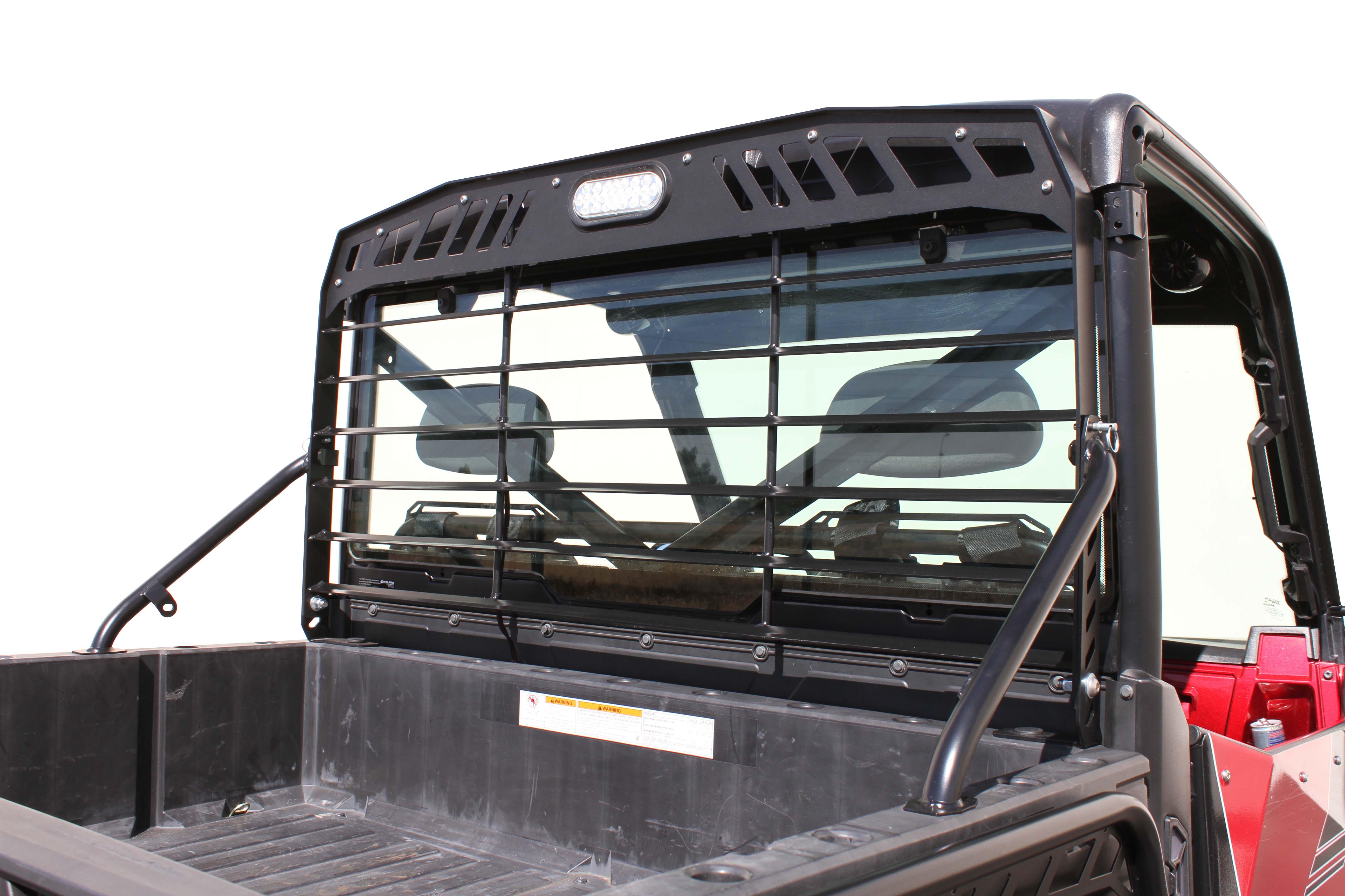 toyota fab headache rack tundra accessories bed fours truck