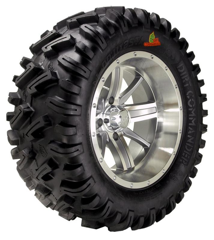 GBC Dirt Commander atv tires