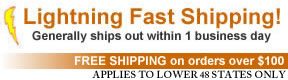 Free Shipping on ATV Accessories