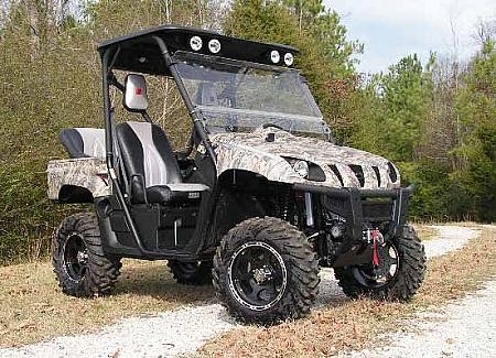 ATV Accessories - Xtreme UTV Lift Kits for Yamaha Rhinos Rhino 07