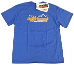 Pure Offroad Classic T-Shirt - Royal Blue