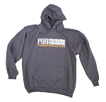 "Pure Offroad ""Gription"" Charcoal Hoodie"
