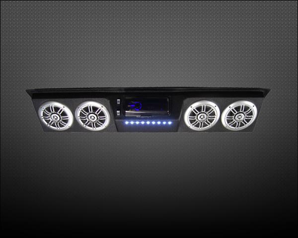 Audioformz Sound Bar For Polaris Ranger 900