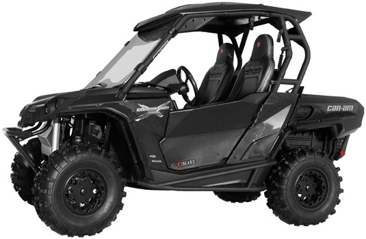 sc 1 st  Pure Offroad & Beard Door Kit for Can-Am Commander u0026 Maverick