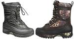 Baffin Crossfire Men's Reaction Series Boots, Black or Realtree Camo
