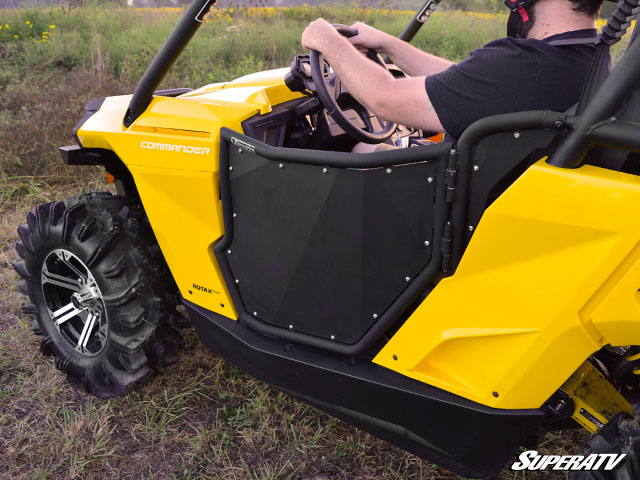 & Super ATV Doors for Can-Am Commander
