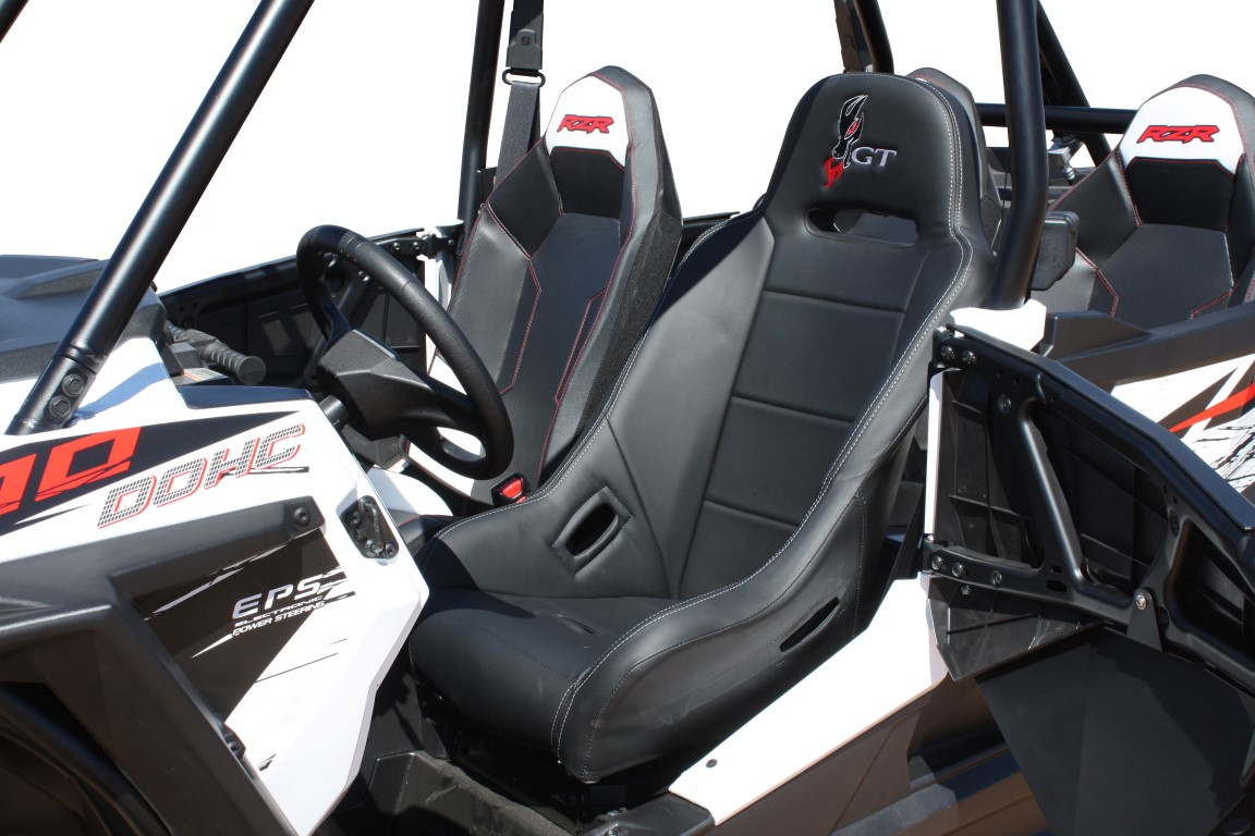 Dragonfire Racing HighBack GT Seats for RZR XP 1000 & RZR 900