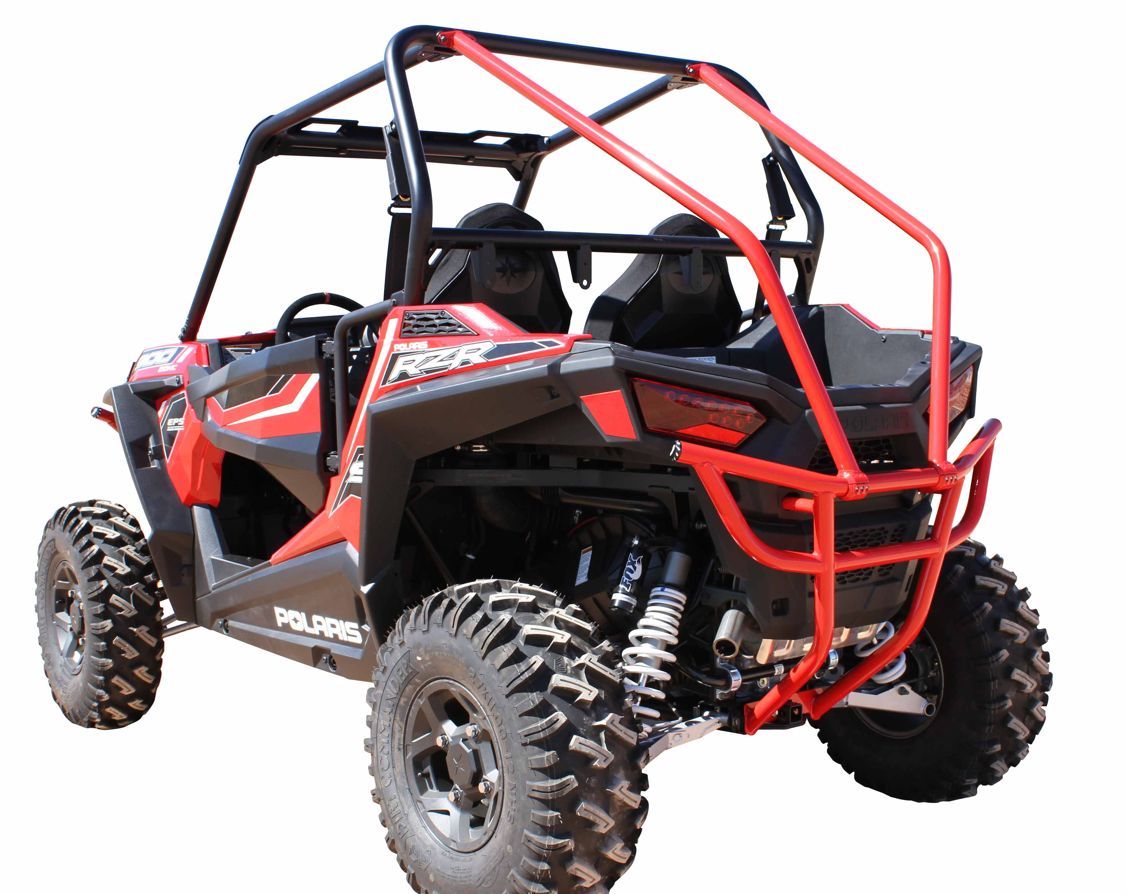 rear smash bumper for the polaris rzr s 900 xc 900. Black Bedroom Furniture Sets. Home Design Ideas