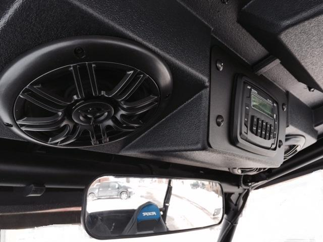 Emp Cooter Brown Stereo Top For Polaris Rzr 1000 Amp Rzr 900