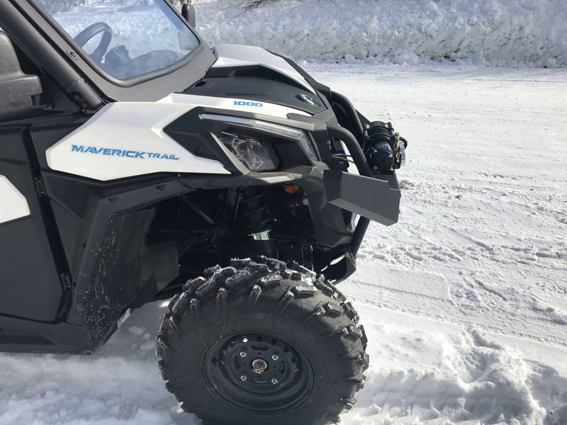 Emp Front Brush Guard For Can Am Maverick Trail