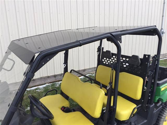 John Deere Xuv 550 Roof >> Emp Aluminum Top For John Deere Gator Xuv S4