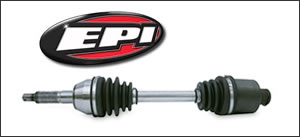 EPI ATV Axles