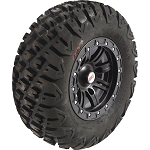 GMZ Cutthroat Radial Tires, D.O.T. Approved