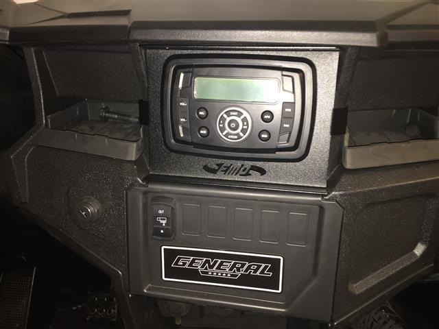 Emp In Dash Bluetooth Stereo For Polaris General 1000