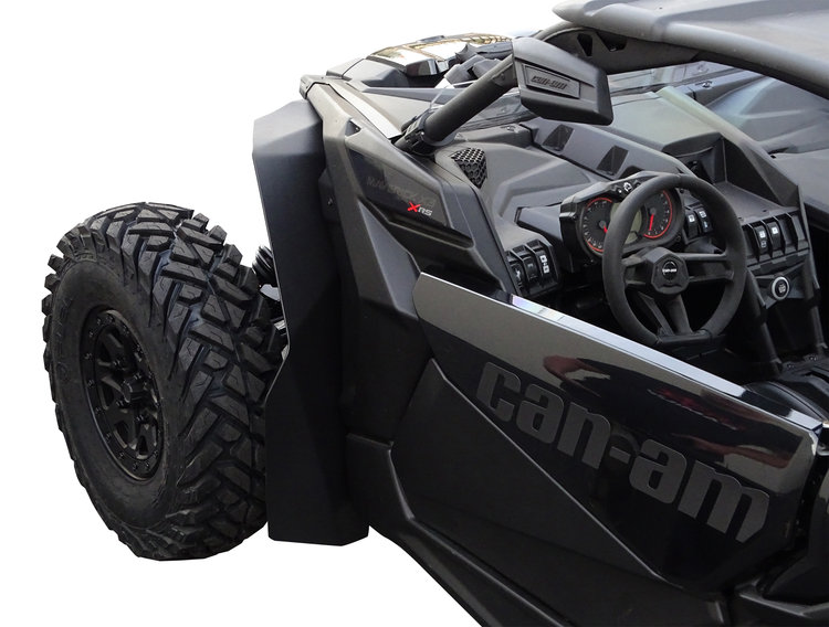 MudBusters RS Fenders for Can-Am Maverick X3 Models
