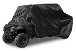 Quadboss Vehicle Cover for Polaris Ranger Crew and Kawasaki Mule UTV's