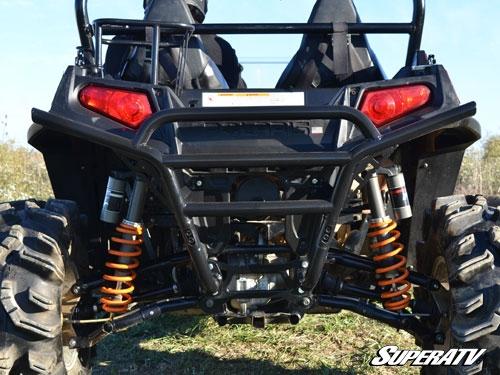 Super Atv Rear Bumper For Polaris Rzr 570 Amp 800