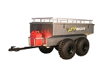 ATV Wagon 1600 Aluminum ATV Trailer