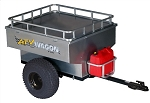 ATV Wagon 800 Aluminum ATV Trailer