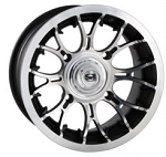 Douglas Diablo ATV Wheels - 12
