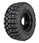 DWT Mojave Run Flat ATV Tires, 12 Ply