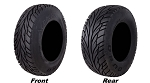 Duro Scorcher ATV Tire