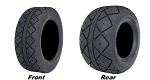 Duro Top Fighter ATV Tires