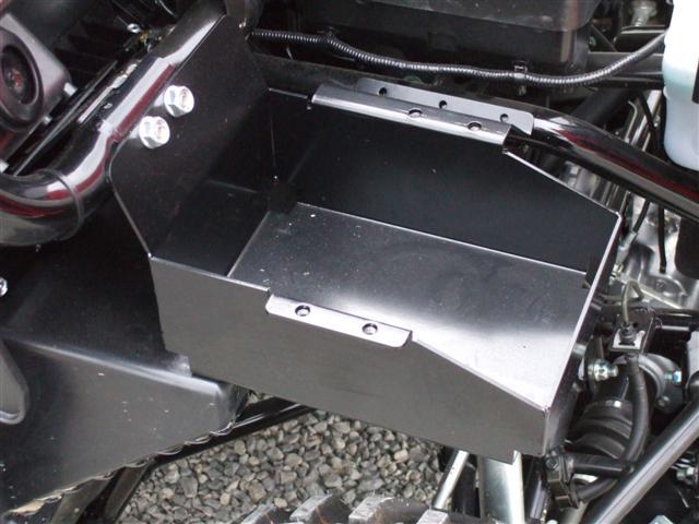 Yamaha Rhino  Need Bigger Battery