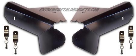 EMP Front CV Boot Guards for Kawasaki MULE (3010