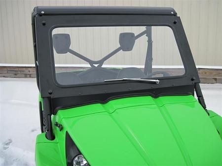 emp kawasaki teryx dot safety glass windshield.