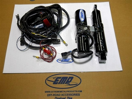 Extreme Metal Products Power Angle Package – Extreme Atv Wiring Harness