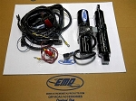 Snow Plow Power Angle Package with Wiring Harness by Extreme Metal Products