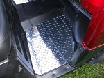 EMP Diamond Plate Floorboard Set for Ranger