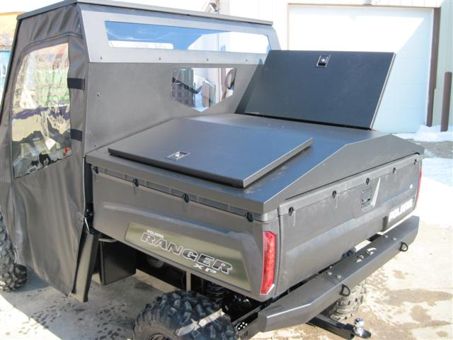 Extreme Metal Products Utility Bed Cover For Full Polaris