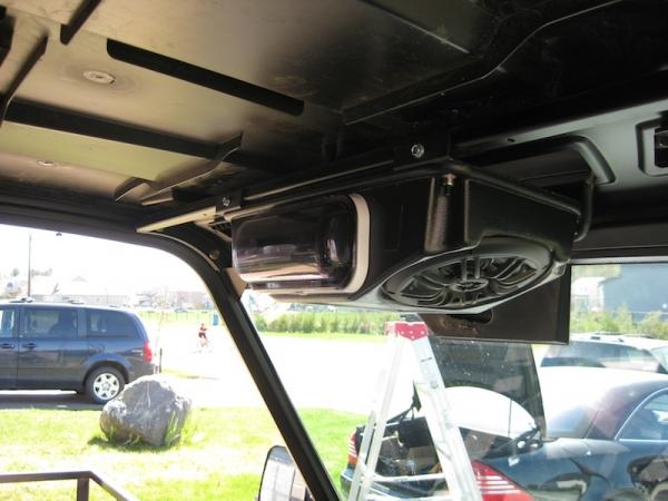 Emp Polaris Xp900 Ranger Stereo Pod