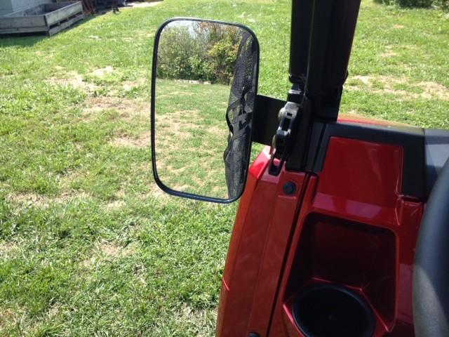 Emp Ranger Xp900 Side Rear View Mirrors