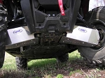 EMP RZR 570 Front CV Guards