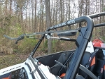 EMP Flip Up Windshield for Polaris RZR