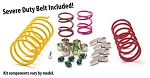EPI Utility Clutch Kit w/ Severe Duty Belt for Suzuki ATV - Stock Tire, 0-3000' Elev
