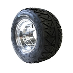 Goldspeed Flat Track Rear ATV Tires