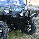 J Strong Front Bumper for Polaris Ranger