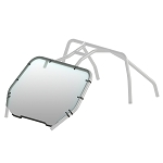 Full Fixed Windshield for Arctic Cat Wildcat by Kolpin