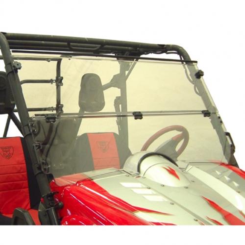 Folding Windshield For Yamaha Rhino