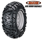 Maxxis Bighorn Radial Atv Tires