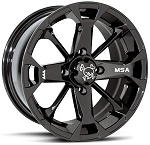 MSA M17 Elixir ATV Wheels - 14