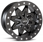 MSA M16 Vice Beadlock ATV Wheels