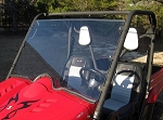 Seizmik Full Windshield for Yamaha Rhino