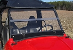 Seizmik 3 Position Folding Windshield for Polaris RZR