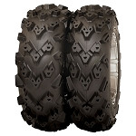 STI Black Diamond XTR Radial ATV Tires, D.O.T.